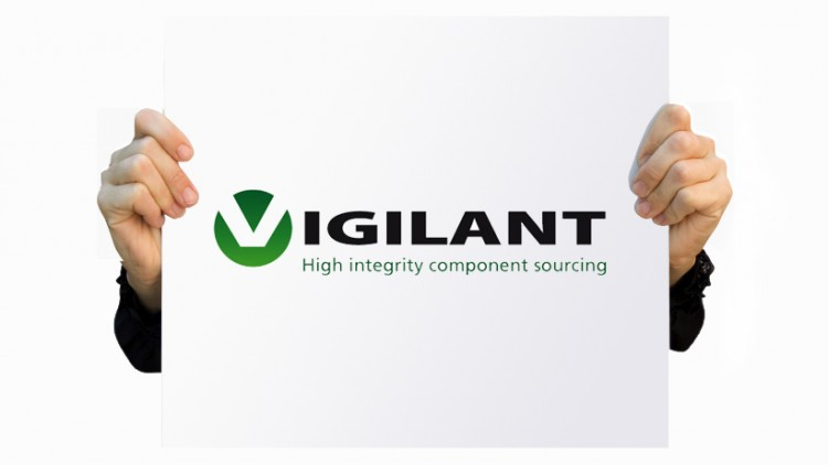 Corporate identity - Vigilant