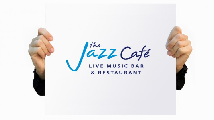 Jazz Cafe logo design