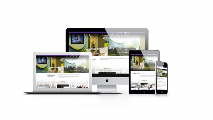 Bulb Interiors website design and development