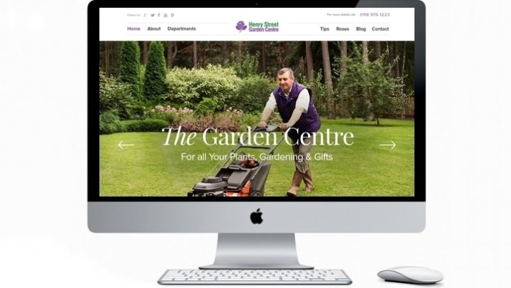 Protean work - website design and development